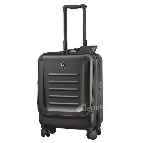 spectra™ 2.0 dual access global mała walizka kabinowa - laptop - czarny marki Victorinox