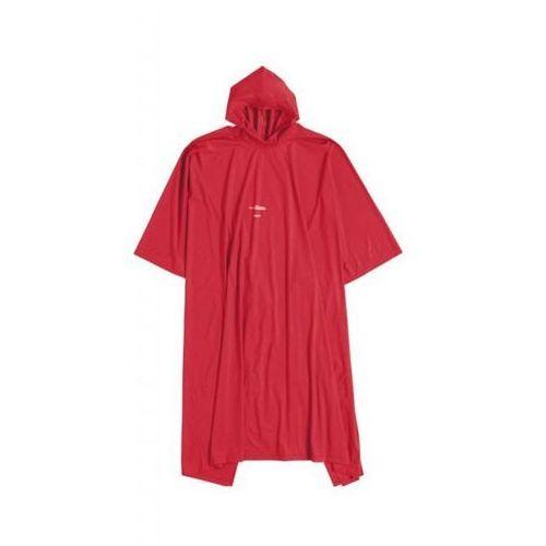 Ferrino Płaszcz przeciwdeszczowy poncho junior, czerwony