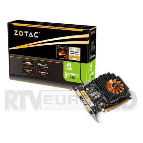 geforce gt 730 2 gb ddr3 128bit marki Zotac