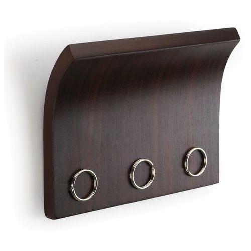 Panel na klucze magnetter brązowy marki Umbra