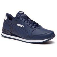 Sneakersy - st runner v2 full l 365277 05 peacoat/puma white marki Puma