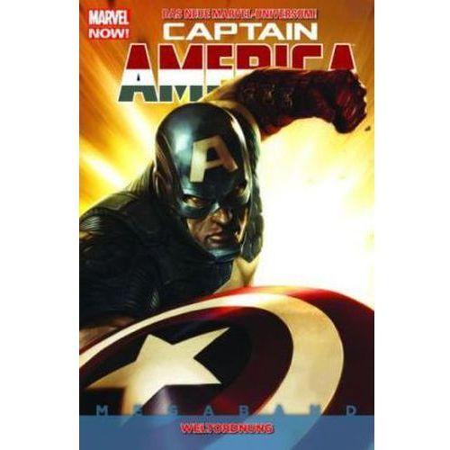 Captain America Megaband - Weltordnung (9783957983329)