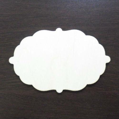 Drewniana tabliczka do decoupage - 15,5x10 cm - 02 marki Eko deco