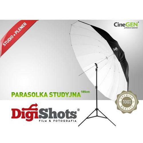 Cinegen Parasolka oświetleniowa, reflektor biały, 185cm, kategoria: parasole fotograficzne