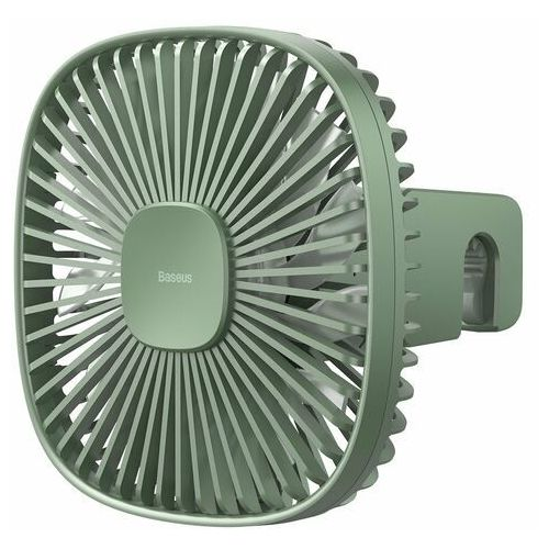 Wentylator BASEUS CXZR-06 Natural Wind Zielony (6953156223813)