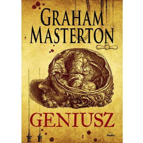GENIUSZ, Graham Masterton