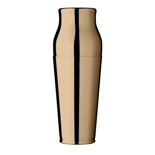Shaker francuski 0,9 l, dwuczęściowy, złoto różowe   TOMGAST, Calabrese
