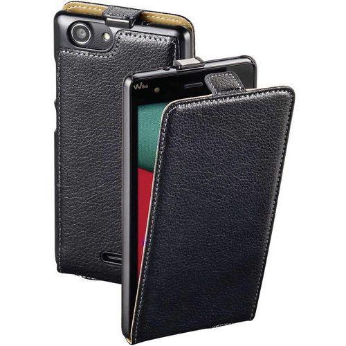 Pokrowiec na telefon  smart case 177551, pasuje do modelu telefonu: wiko pulp, czarny marki Hama