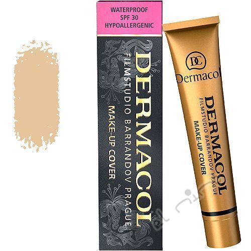 Dermacol Make-Up Cover 30g W Podkład 211
