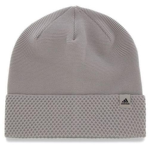 Czapka - beanie dj1218 mgsogr/mgsogr/black marki Adidas