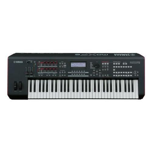 Yamaha MOXF 6 - produkt z kategorii- Keyboardy i syntezatory