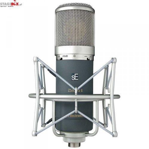 sE Z5600a II - Mikrofon pojemnościowy lampowy