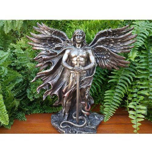 Anioł stróż z rozłożonymi skrzydłami (wu75976a4) marki Veronese