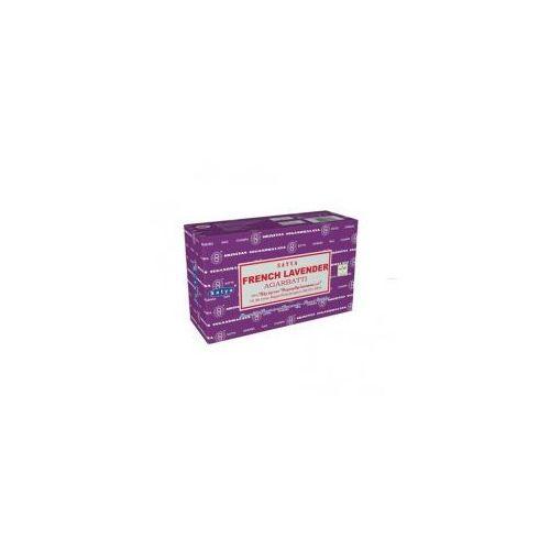 Kadzidełka Lavender French Pyłkowe SATYA 15gx12szt.