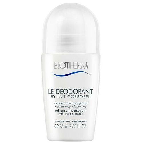dezodoranty biotherm dezodoranty deo lait corporel 75.0 ml marki Biotherm