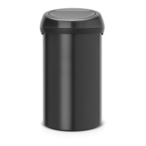 Kosz na śmieci BRABANTIA 402562 Touch bin 60L Czarny (8710755402562)