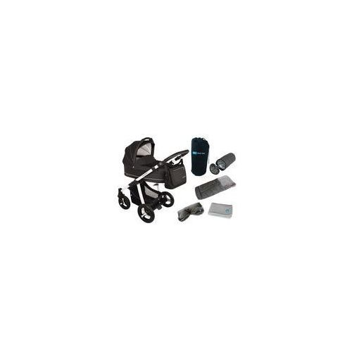 Wózek wielofunkcyjny Lupo Comfort + Winterpack Baby Design (black), lupoo c 10 2016  winterpack