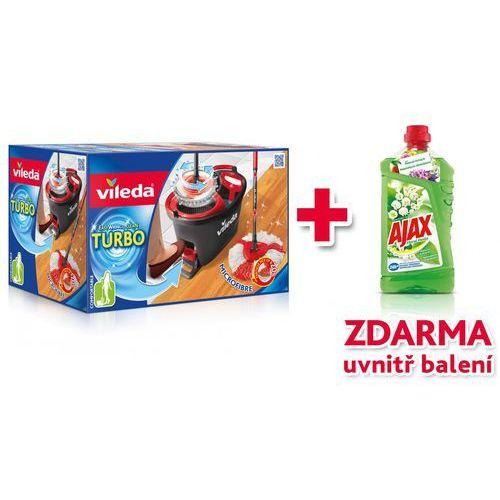 Vileda Mop obrotowy easy wring and clean turbo + darmowy transport! + zamów z dostawą jutro! (4023103194113)