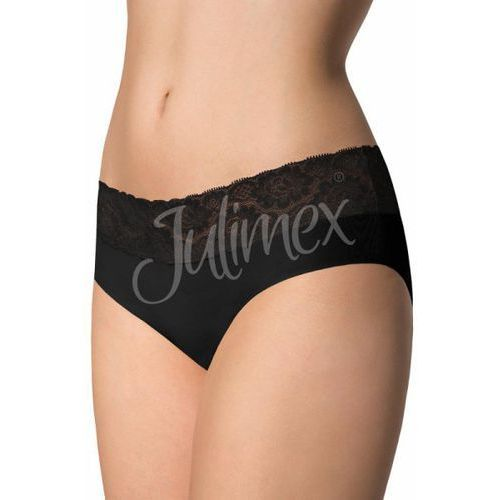 Figi Model Hipster panty Black, kolor czarny