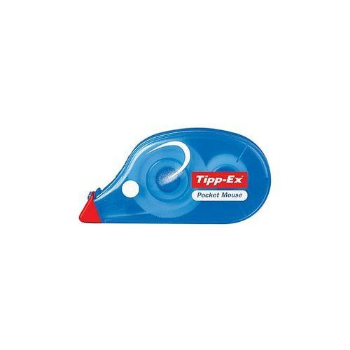 Tipp-ex Korektor w taśmie pocket mouse 4,2mm x 10m bic 8207891