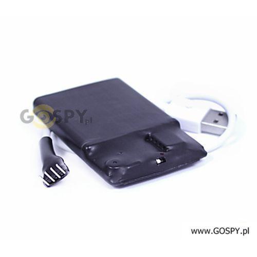 Profesjonalny dyktafon pluskwa MKX-300