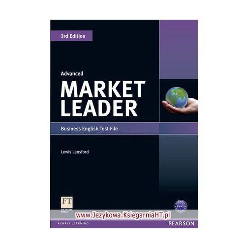 Market Leader Advanced. Test File, Lewis Lansford