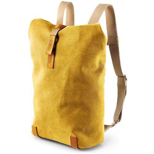 Brooks Pickwick Canvas Plecak Small 12l żółty 2018 Plecaki szkolne i turystyczne (0190445014103)