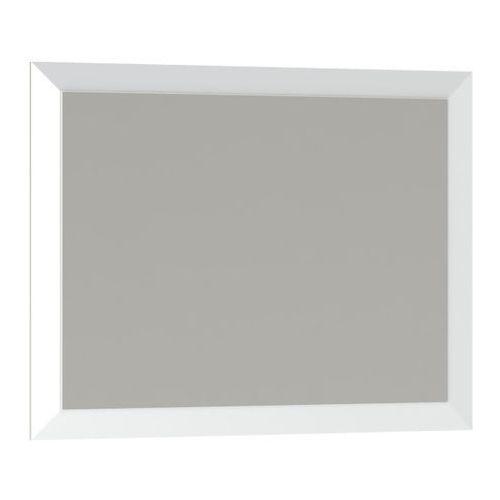 Mirano Lustro prostokątne vena 75 x 60 cm w ramie białe