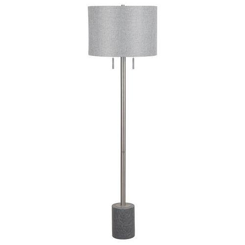 Lampa stojąca szara 147 cm ARPA