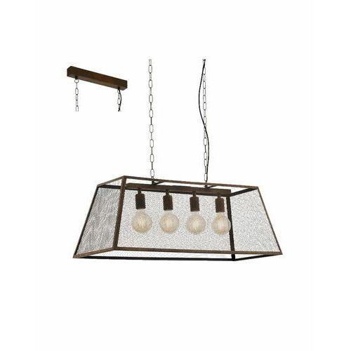 Eglo 49799 - lampa wisząca amesbury 4xe27/60w (9002759497996)
