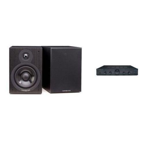 Zestawy Cambridge audio am5 topaz + sx-50