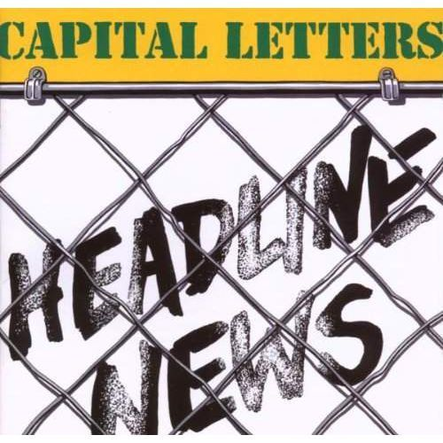 Headline News - Capital Letters (Płyta CD), 36096072