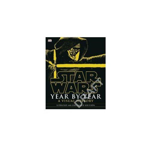 Star Wars Year by Year A Visual History, oprawa twarda