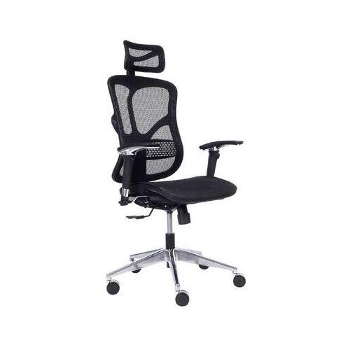 """Attribute=""""product brand""""} Ergonomiczny fotel biurowy ergo 500 czarny"""