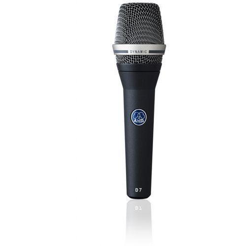 """AKG D7 Mikrofon pojemnościowy -5% na pierwsze zakupy z kodem """"START""""!"""
