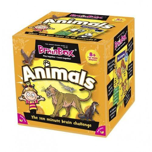 Brainbox animals marki Albi