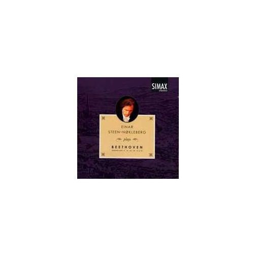 Simax classics Piano sonatas by beethoven: op.13 / 10, op.2 / 57, 109, 110
