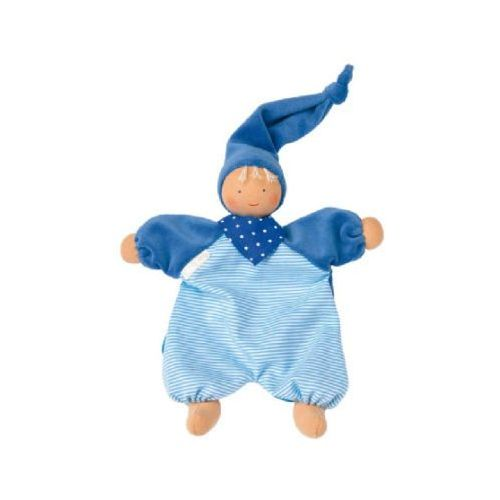 Käthe kruse KÄthe kruse lalka gugguli - kolor niebieski 28 cm (4030936261455)