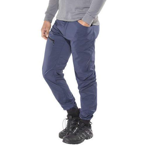 Haglöfs L.I.M Fuse Spodnie długie Mężczyźni niebieski M 2019 Spodnie i jeansy
