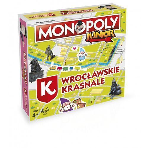 OKAZJA - Monopoly Wrocław Junior Krasnale (5036905028790)