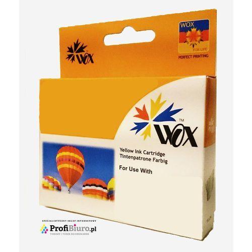Wox Tusz -e2714n yellow do drukarek epson (zamiennik epson t2714 / 27xl) [10.4ml]
