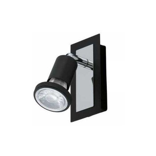 Eglo Kinkiet sarria 94963 lampa ścienna 1x5w led czarny chrom (9002759949631)