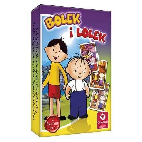 Karty Piotruś - Bolek i Lolek, 129254