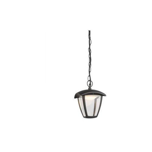 Globo Delio Lampa Wisząca LED Czarny, 1-punktowy - Dworek - Obszar zewnętrzny - Delio - Czas dostawy: od 2-3 tygodni, 31829