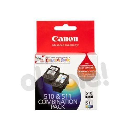 Canon PG-510 / CL-511 - produkt w magazynie - szybka wysyłka! (8714574577647)