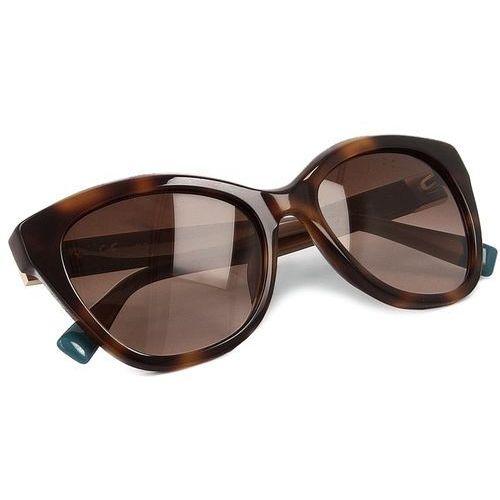 Okulary przeciwsłoneczne FURLA - Musa 849307 D SF40 RPE Havana 003, kolor brązowy