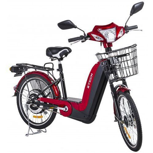 """Nido rower elektryczny 22"""" marki Ztech"""
