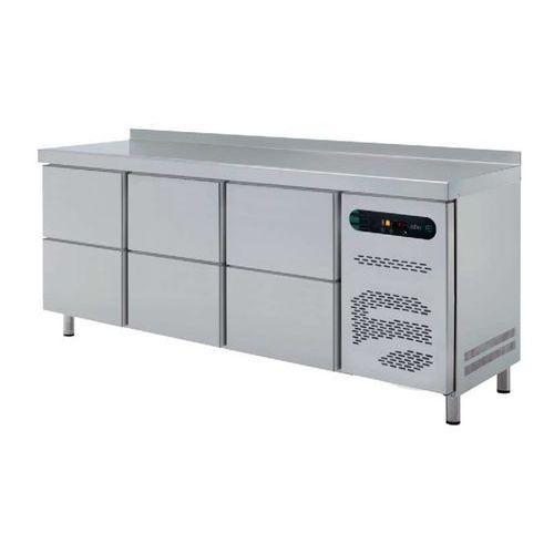 Stół chłodniczy z szufladami ETP-7-180-06 D
