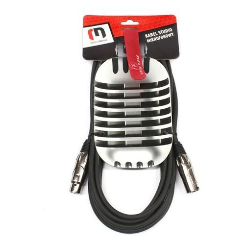REDS MUSIC STUDIO MC321 30 kabel mikrofonowy 3 m