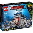 70617 ŚWIĄTYNIA BRONI OSTATECZNEJ (Temple of The Ultimate Ultimate Weapon) KLOCKI LEGO NINJAGO zdjęcie 2